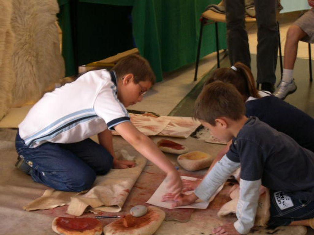 Atelier enfants
