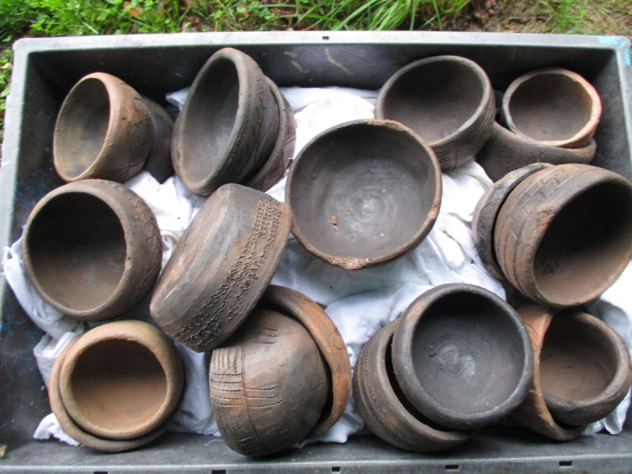 poteries Néolithiques