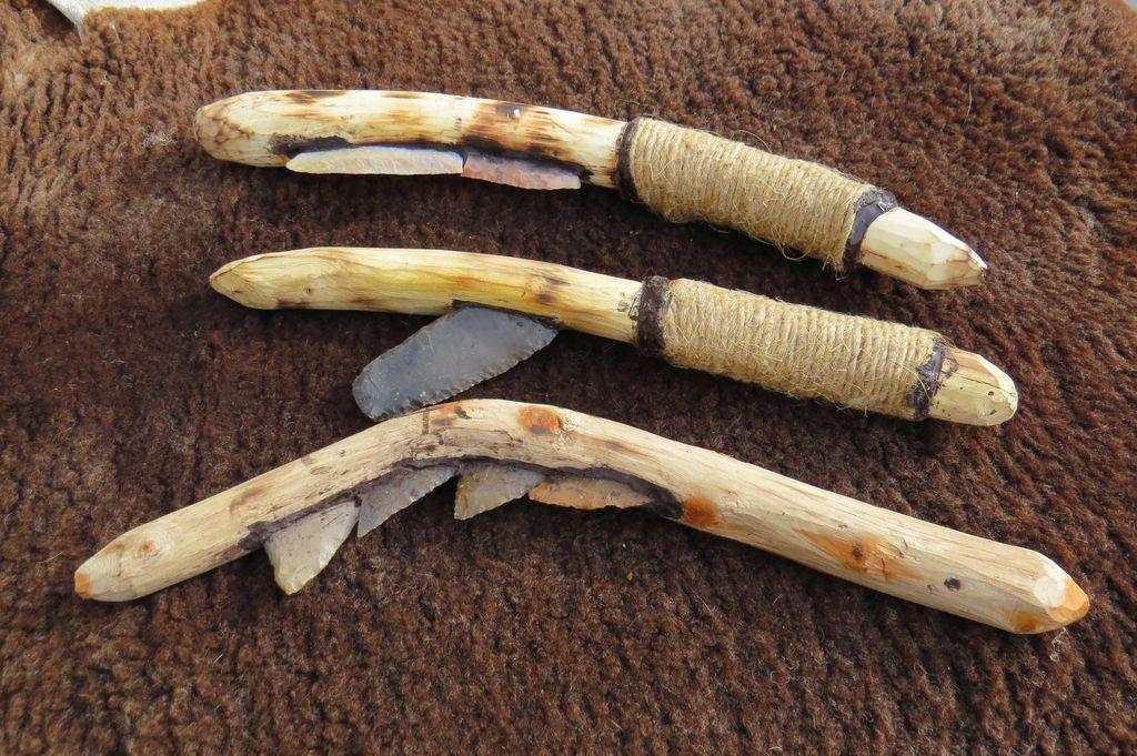 Faucilles neolithiques